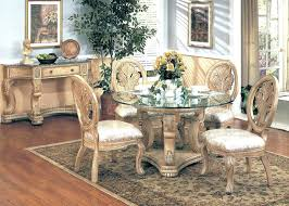 Ivory Dining Room Chairs Black Dining Table With Ivory Velvet Chairs And Yellow Abstract