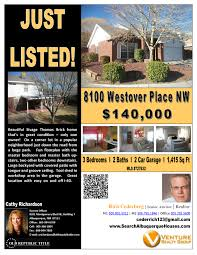 8001 westover pl nw has 1415 square feet 3 beds 2 baths a 2 car
