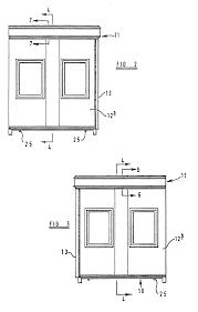 patent ep0263194b1 portable building unit google patents