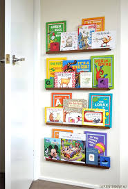 wall mounted bookcase my home makeover danya b 31in w x 23in h x