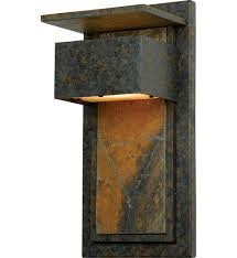 Outdoor Wall Sconce Quoizel Zp8418md Zephyr Muted Bronze Outdoor Wall Sconce