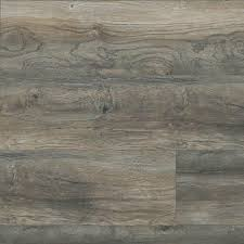 Gray Laminate Floors Kronotex Signal Creek Sanibel Driftwood 12 Mm Thick X 7 4 In Wide