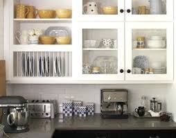 kitchen glass cabinet best glass kitchen cabinet doors ideas on