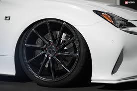 custom lexus rc vossen wheels lexus rc vossen cvt