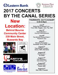 cape cod canal concerts 2017 in buzzard bay ma cape cod family