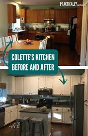 before and after kitchen cabinets painted pull up kitchen cabinets southernfetecreative com kitchen