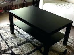 Black Gloss Glass Coffee Table Ikea Black Coffee Table Coffee Table Black Bed Coffee Table Black