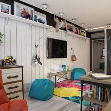 chambre ado originale chambre d ado stylée 29 idées de déco unisexe pour filles ou pour