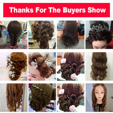 hairstyles to do on manikin mannequin sale dummy maniqui mannequin head hairstyles 100 real