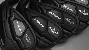 all black callaway golf apex black irons specs reviews u0026 videos