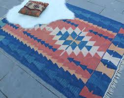 turkish kilim rug etsy