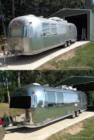 Vintage Airstream Interior by Best 20 Airstream Restoration Ideas On Pinterest Airstream
