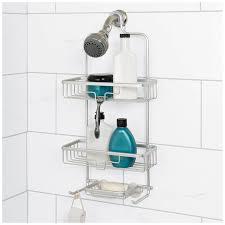 shower caddy bathroom organizer bath shampoo soap razor holder