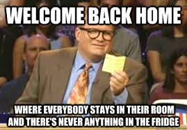Welcome Home Meme - invite miners page 58 oneplus forums