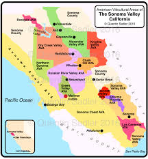 Washington Age Wave Map U2013 by Natural Wine Quentin Sadler U0027s Wine Page