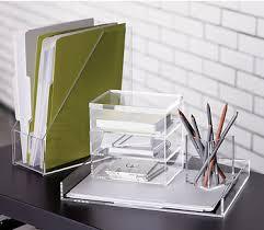 Clear Desk Organizer Clear Acrylic Desk Organizer Buy Clear Acrylic Desk Organizer