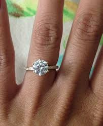 pretty engagement rings 5 gorgeous real girl engagement rings that are about to kill your