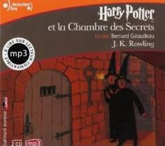 harry potter chambre harry potter et la chambre des secrets mp3 cd j k rowling