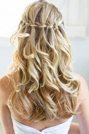 Frisuren Anleitung Offene Haare by Diy Frisur Wasserfallzopf Für Ein Hübsches Styling