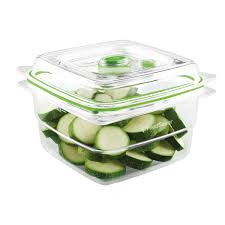 Cup Storage Containers - foodsaver fresh container 5 cup 1