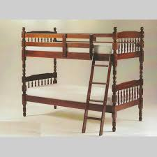 Wood Bunk Bed With Futon Futon Bunk Bed With Mattress Included Solid Wood Roof Fence