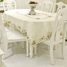 Online Shopping For Dining Table Cover Give The Stylish Look To Your Dining Table With Table Linen Home