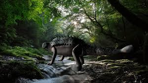 eric peets ankylosaurus mudbox render
