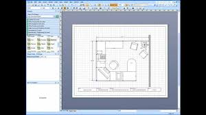visio floor plan visio office cubicle layout part 2 youtube