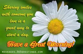 sweet morning greetings 365greetings