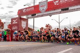 thanksgiving atlanta half marathon atlanta track club atltrackclub twitter