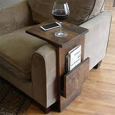 Armchair Books Home Dzine Home Diy Armchair Tray For Drinks Books Or Magazines