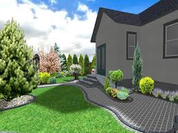 Home Design And Landscape Free Software by Garden Landscape Design Online Garden Design Ideas