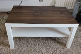 Ingo Ikea Hack by Ikea Coffee Table Makeover Ideas