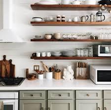 decorating ideas for kitchen shelves kitchen shelf open shelf ideas for kitchen open kitchen