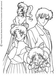 sailor moon dancing coloring pages hellokids
