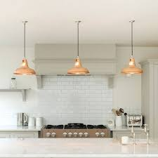 lovely copper pendant lights kitchen 95 for your make your own