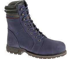 womens steel toe work boots near me echo waterproof steel toe work boot marlin cat