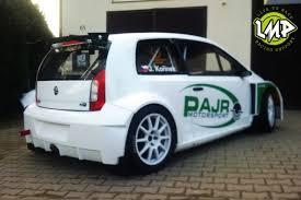 car service driver škoda citigo rxs1600 ready for 2017 lmp racing racing car