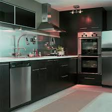modern black kitchens design u0026 decorating stunning dark black kitchen room design ideas
