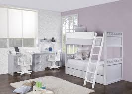 chambre lit superposé chambre avec lit et bureau chez ksl living