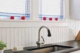 wainscoting backsplash kitchen idea to choose beadboard backsplash adventure places to live