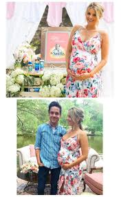 Hostess Gifts For Baby Shower by Glamorous Celebrity Baby Showers