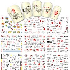 nail art stickers the dos and donts of application huffpost 21