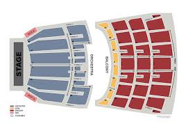 seating charts shrine auditorium