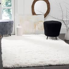 Safavieh Furniture Outlet Store Snow White Shag Safavieh Polar Shag Collection