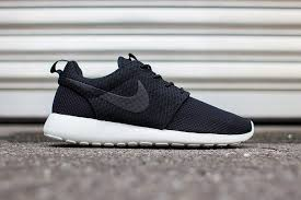 rosh run nike roshe run new black ash grey colorway refined
