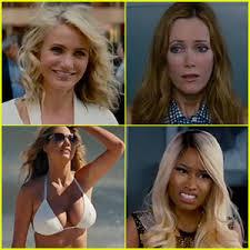 cameron diaz hair cut inthe other woman cameron diaz leslie mann the other woman trailer watch now