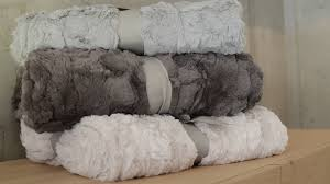 Furry Blanket Faux Fur Throws Throws U0026 Blankets Natural Bed Company