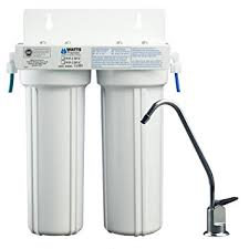 Kitchen Sink Water Purifier by Watts Wp500313 2 Stage Undercounter Lead Cyst U0026 Voc Reducing