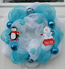 White Deco Mesh 625 Best Wreaths Ii Images On Pinterest Christmas Ideas